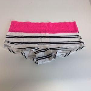 ❤️ 5/$28 Victoria's Secret Pink Boyshort L